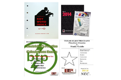 Texas 2014 Journeyman Electrician Study Bundle