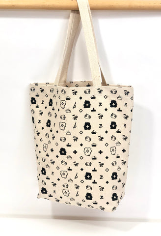 Cotton Canvas Tote NP341 Bot Baby