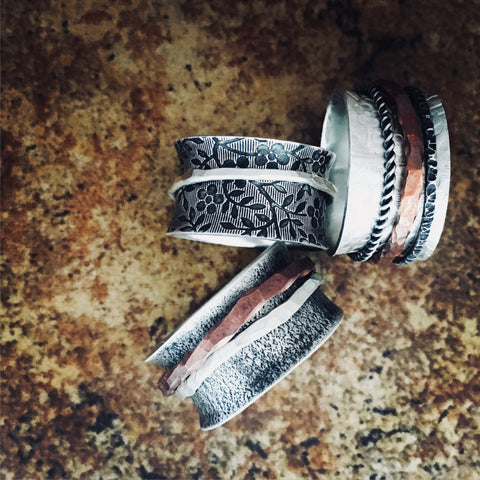 Custom Spinner Rings