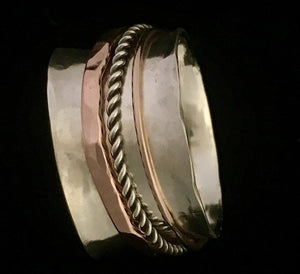 Custom Rings - RingSpin.me Design 207