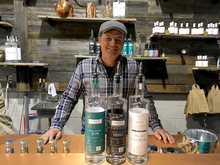 South Side Story - Sudbury's First Craft Distillery Now Open