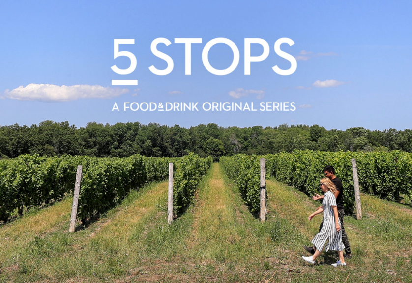 5 Stop Series: Crosscut x LCBO Food & Drink