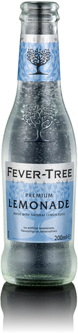 Fever Tree Sicilian Lemonade 4 Pack