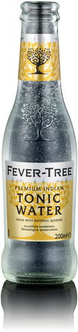 Fever Tree Indian Tonic Water 4 Pack