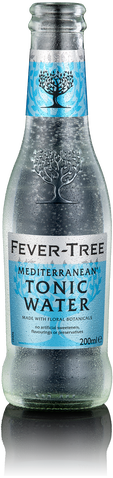 Fever Tree Mediterranean Tonic Water 4 Pack