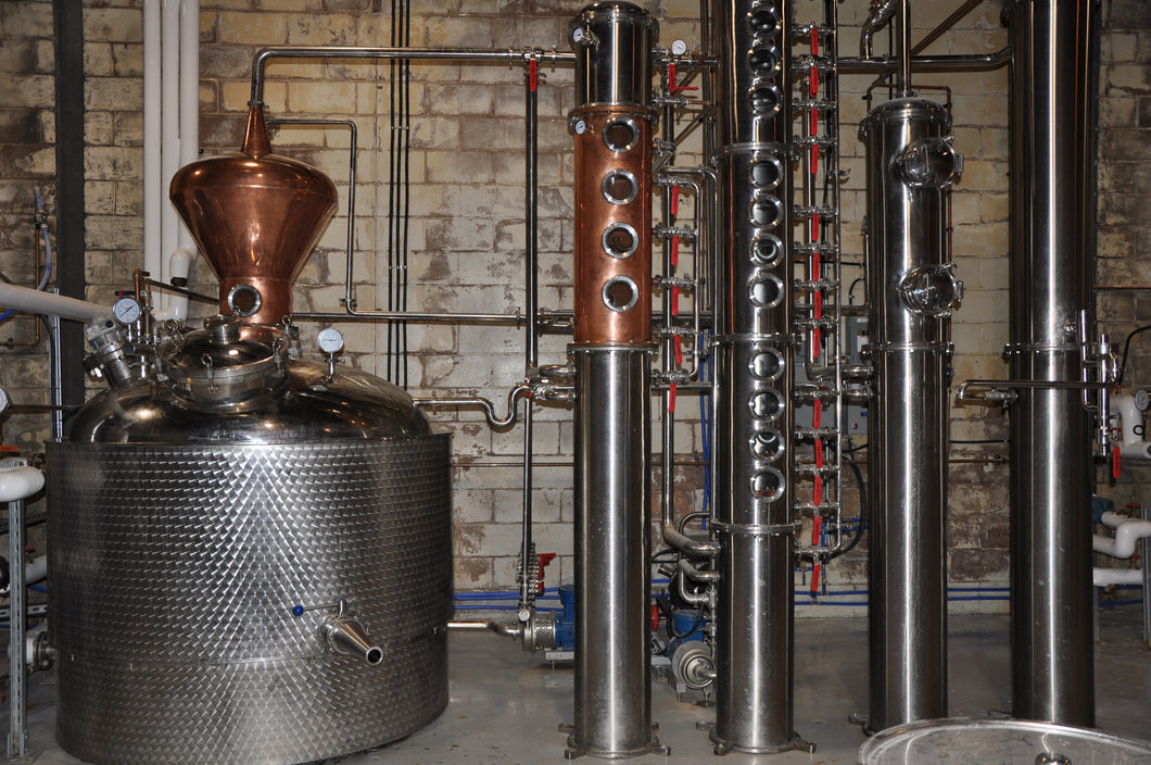 DISTILLERY TOUR, TASTING & COCKTAIL | SATURDAY, JANUARY 18TH |