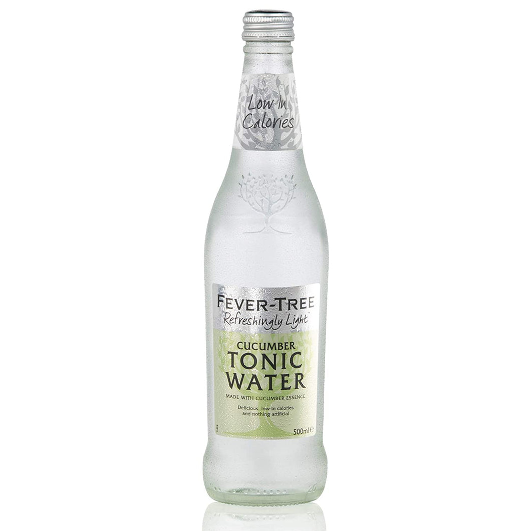 Refreshingly Light Cucumber Tonic 4 Pack