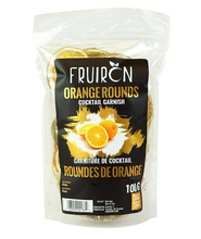 Dehydrated Orange Rounds