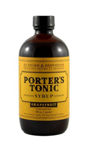 Porter's Tonic Grapefruit