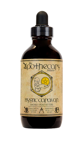 The Apothecary Smokey Pear Bitters