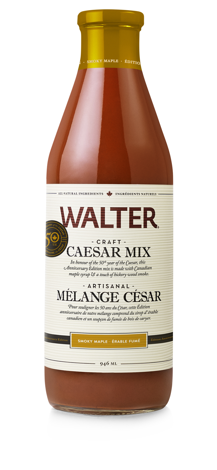 Walter Caesar Mix - Smoky Maple