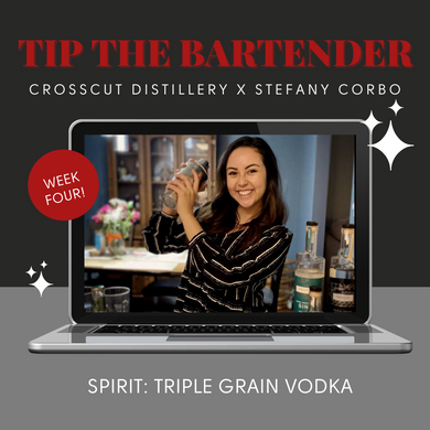 Tip The Bartender: Virtual Event - March 3rd @ 7:30pm
