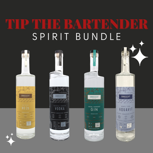 Tip the Bartender Virtual Event - SPIRIT BUNDLE