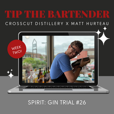 Tip The Bartender: Virtual Event - February 17th @ 7:30pm