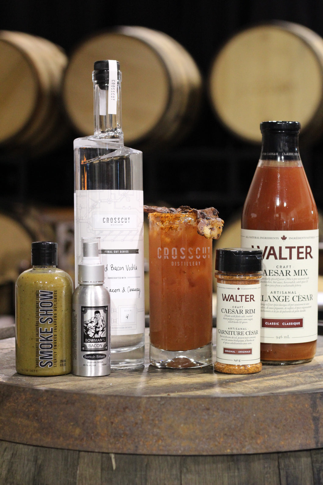 Bacon Caesar Cocktail Set (Online Only)