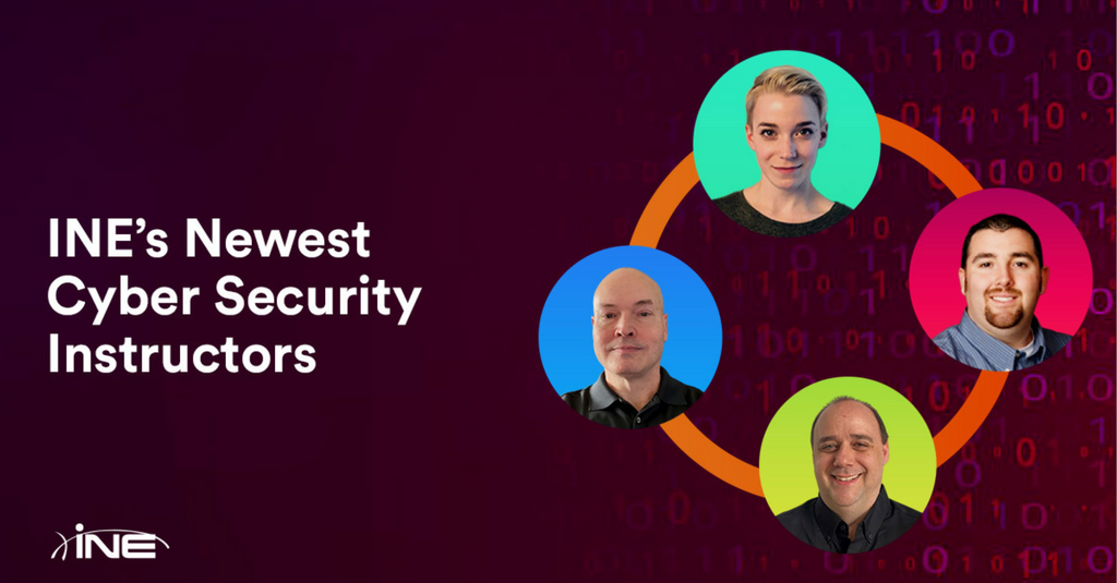 INE Expands Cyber Security Training Platform, Hires Four High-Profile Instructors