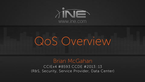 CCIE R&S V5 :: Quality Of Service - INE