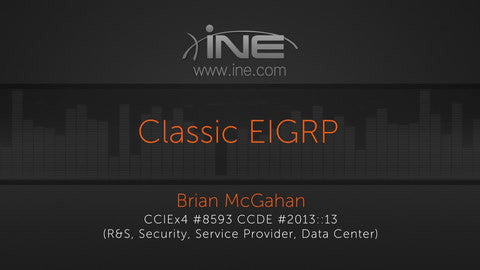 CCIE R&S V5 :: EIGRP