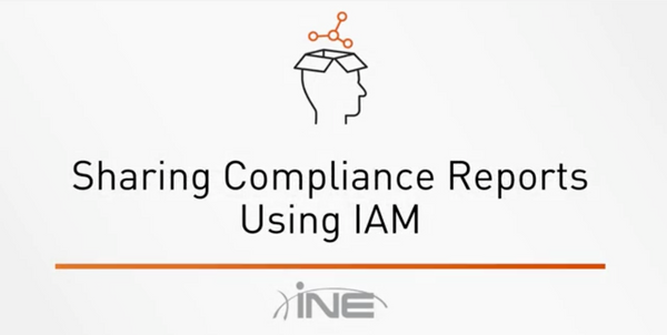 Getting To Know AWS Cloud Compliance And AWS Artifact - INE