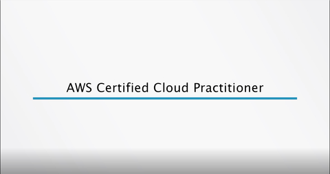 AWS Certified Cloud Practitioner - INE