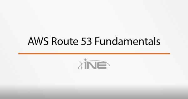 AWS : Route 53 Fundamentals - INE