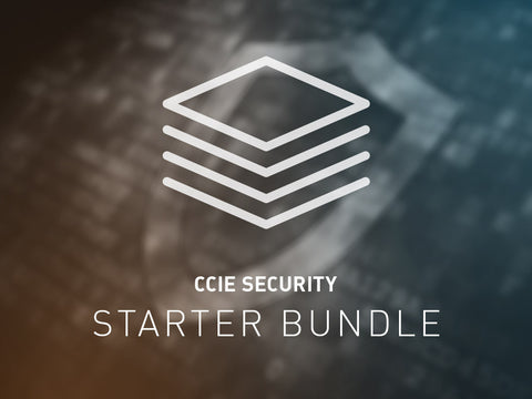 CCIE Security Starter Bundle