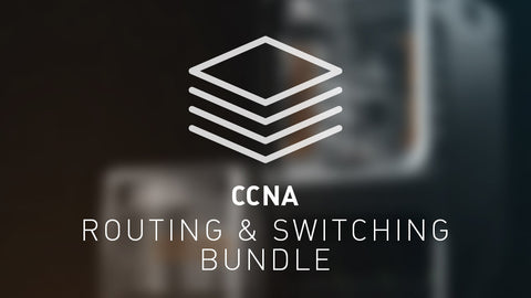 CCNA Routing & Switching v3 Bundle - GNS3 Discount