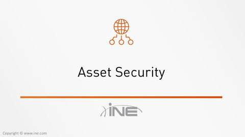 CISSP Technology Course: Domain 2 - Asset Security