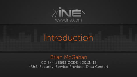 CCIE Data Center V2 Transition Technologies Course - INE