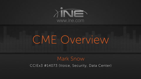 CCIE Collaboration: Unified Communications Manager Express