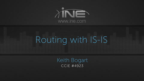CCIE R&S: Routing With ISIS - INE