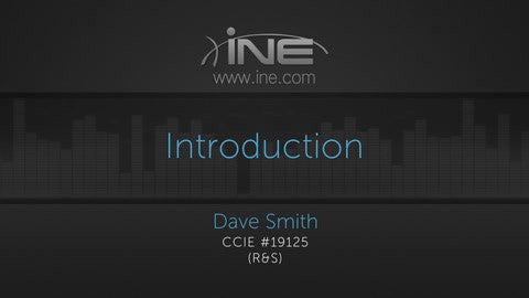 Introduction To IPv6 - INE