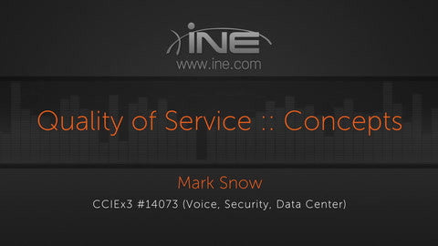 CCIE Collaboration: Quality Of Service