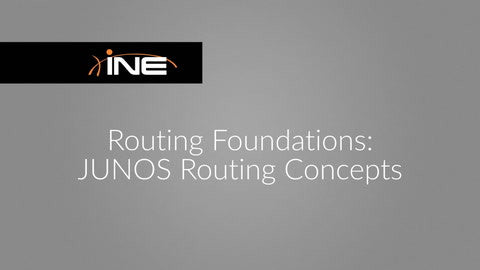 JunOS Prep Series - Part 3 :: Routing Essentials