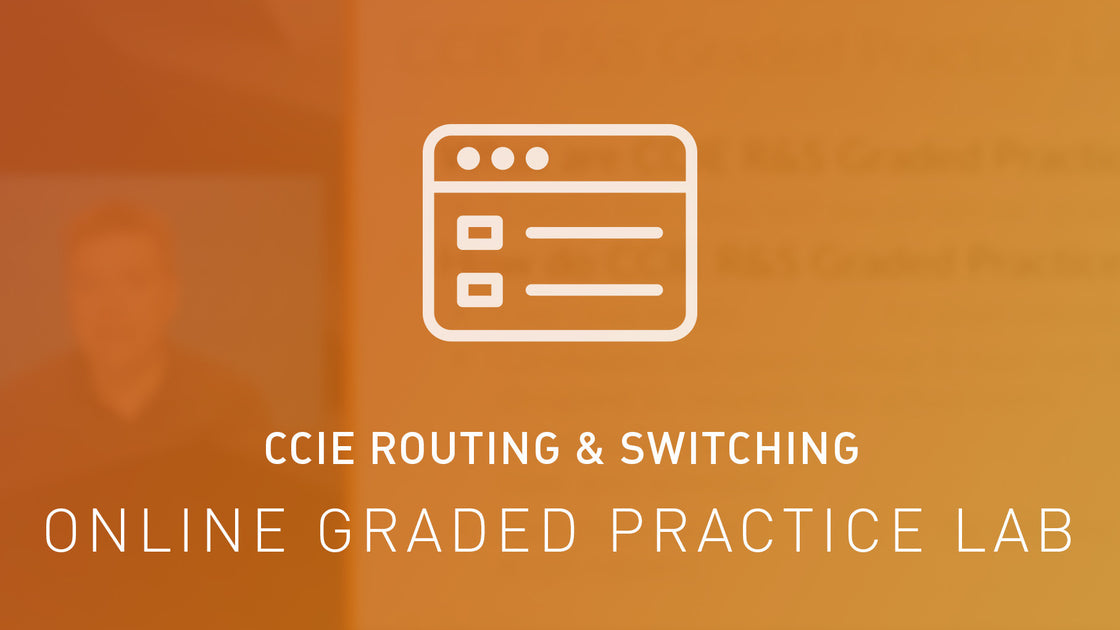 CCIE Routing & Switching Online Graded Practice Lab
