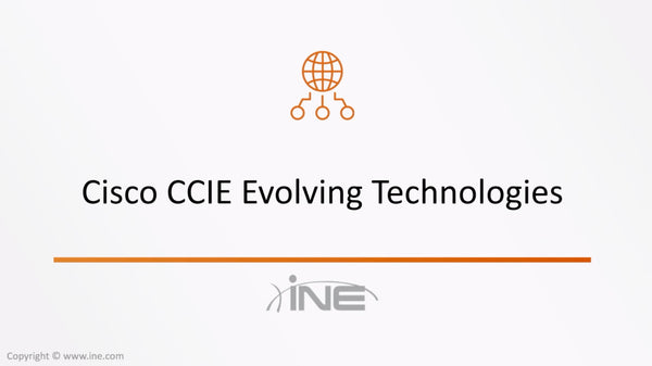 Cisco CCIE Evolving Technologies
