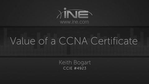 CCNA Routing & Switching - Overview And Preparation