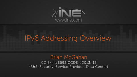 CCIE R&S V5 :: IPv6 Routing