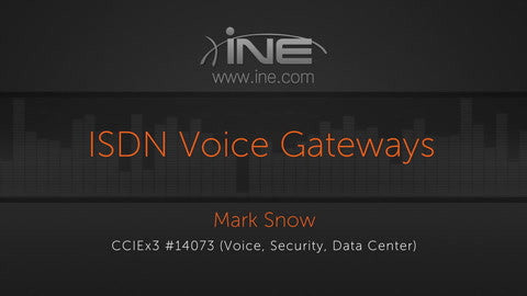 CCIE Collaboration: UCM :: Voice Gateways And Call Signaling