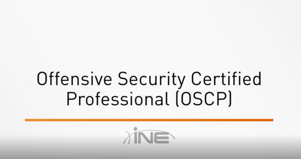 OSCP Security Technology Prep Course - INE