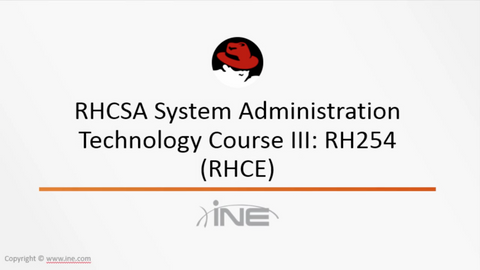 RHCE Certified Engineer Technology Course: RH254