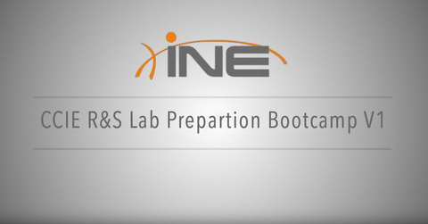 CCIE R&S Lab Preparation Bootcamp V1