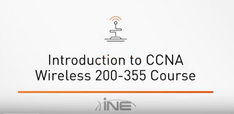 CCNA Wireless Technology Course: 200-355 WIFUND