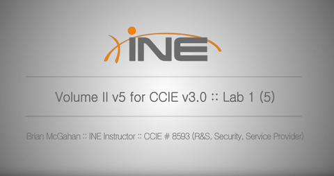 CCIE R&S Lab Meet-Up Series Class-on-Demand V4.5
