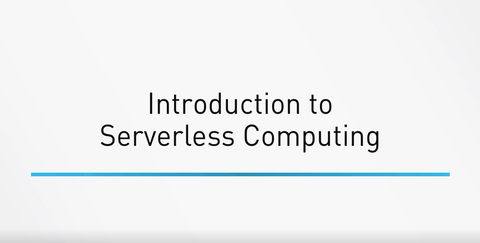Intro To Serverless Computing GNS3 Discount - INE