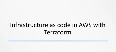 Infrastructure As Code In AWS With Terraform - INE