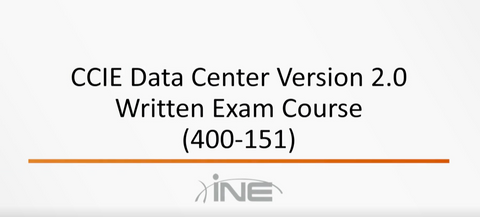 CCIE Data Center V2.0 Written Exam Review