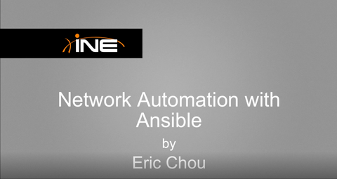 Network Automation With Ansible (v2) - INE