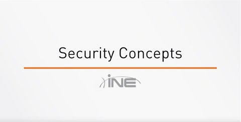 CCNA Security v3 210-260 IINS : Security Concepts