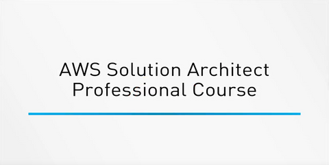 AWS Certified Solution Architect - Professional